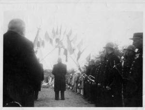 Cérémonie du 11 nov 1950 1
