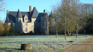 Château de l'Escoublère (XVIè) Une petite forteresse pleine de charme