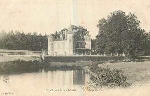 Le Moulin-Raillé .Coudray