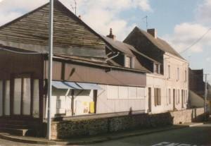 atelier menuiserie MILET, rue Prinicipale, 1945-1986